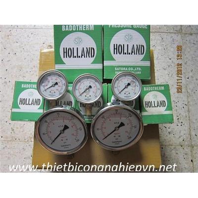 Đồng hồ áp suất, đồng hồ đo lưu lượng dầu
