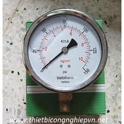 đồng hồ áp suất badotherm Holland