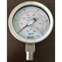 đồng hồ đo áp suất chất lỏng,đồng hồ đo áp suất khí nén