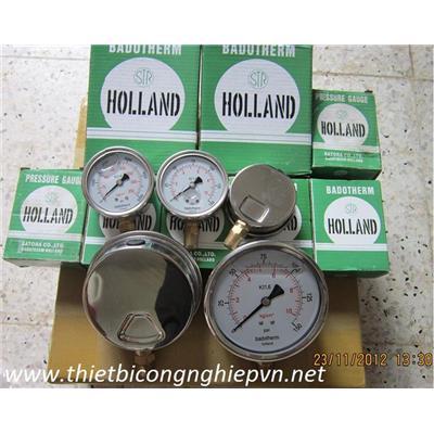 Đồng hồ đo áp suất lốt