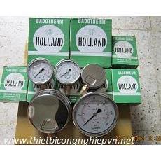 Đồng hồ đo áp suất dầu thủy lực