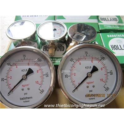 đồng hồ đo áp lực nước, đồng hồ đo áp lực khí