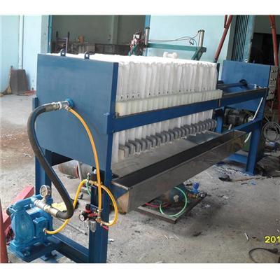 Sản xuất máy ép bùn tại Việt Nam