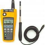 Fluke 975V AirMeter with Air Velocity Probe