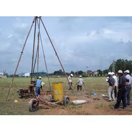 kỹ thuật khoan giếng,cách lấy tầng nước giếng khoan,khoan giếng công xuất lớn