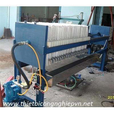 thiết kế chọn công xuất máy ép bùn khung bản,thiết kế hệ thống xử lý nước thải