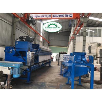Nhà sản xuất, phân phối máy ép bùn hàng đầu
