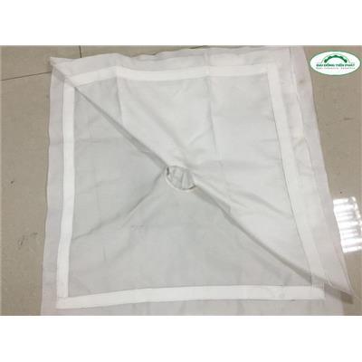 Vải lọc dùng thay cho khung bản