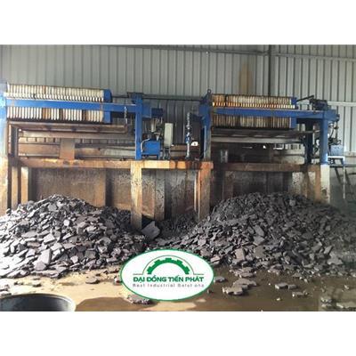 Máy ép bùn khung bản ứng dụng trong xử lý chất thải công nghiệp  May ep bun khung ban ung dung trong xu ly chat thai cong nghiep