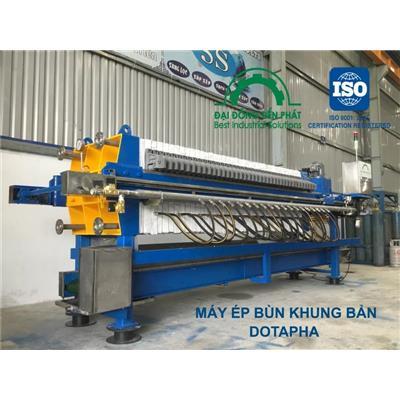 Công ty bán máy ép bùn chất lượng cao tại Việt Nam