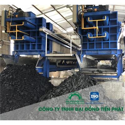 Cấu tạo và Nguyên lý hoạt động của máy ép bùn khung bản