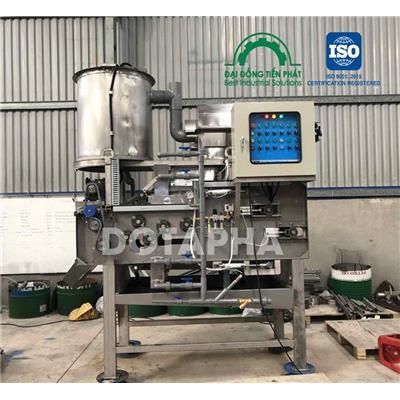 Tìm hiểu về máy ép bùn băng tải sản xuất Việt Nam