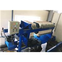 Nhà sản xuất máy ép bùn khung bản hàng đầu tại Việt Nam