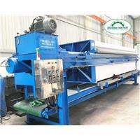 Sản xuất máy ép bùn khung bản cao lanh