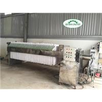 Máy ep bùn khung bản (filter press)