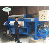 Máy ép bùn giá rẻ- Filter press in Việt Nam