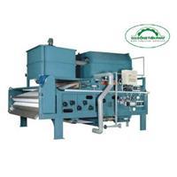 Ứng dụng của máy ép bùn trong các nhà máy sản xuất công nghiệp