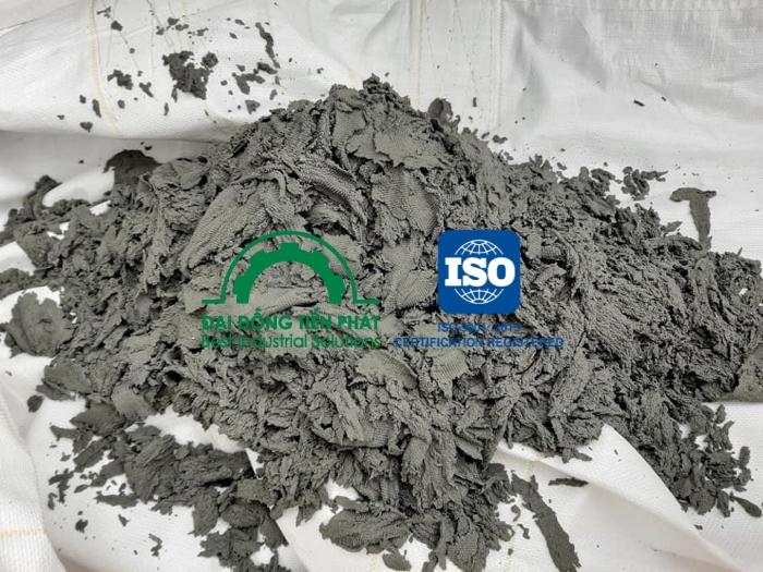 Độ ẩm bùn băng tải sau khi ép đạt từ 65-80%