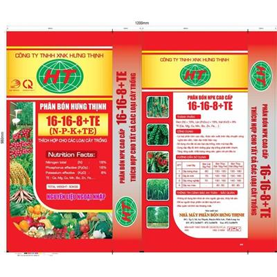 Bao Bì Phân Bón Hưng Thịnh