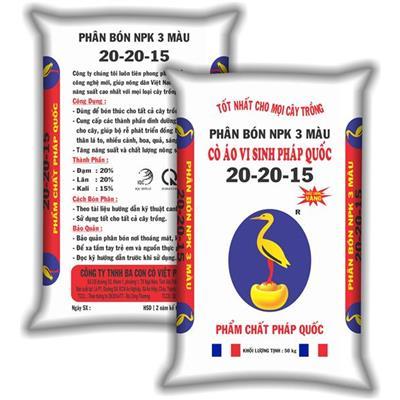 Bao Bì Ba Con Cò - Việt Pháp