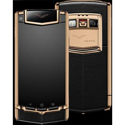 Vertu Ti Gold Chocolate Fake Hong Kong