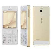 Nokia 515 Dual SIM Gold Mới Nguyên Hộp Mới Về Hàng Hót