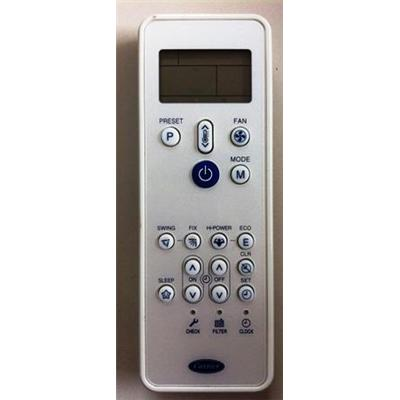 remote máy lạnh carrier  remote may lanh carrier