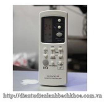 Remote máy lạnh YUIKI