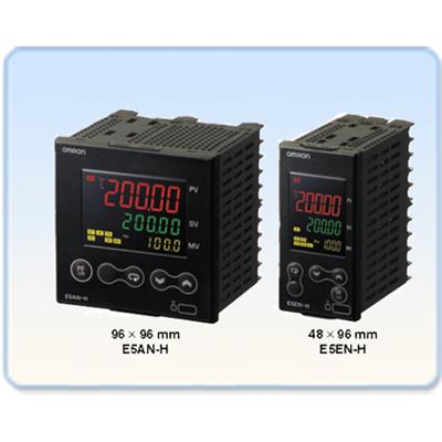 Bộ điều khiển nhiệt độ Omron E5AN-H / E5EN-H - Loại đa năng cao cấp