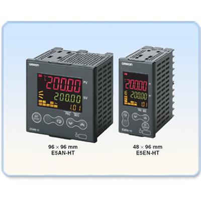 Bộ điều khiển nhiệt độ Omron E5AN-HT / E5EN-HT - Loại điều khiển theo thời gian