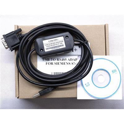 Cáp lập trình USB-PPI cho PLC S7-200 Siemens - 6ES7901-3DB30-0XA0