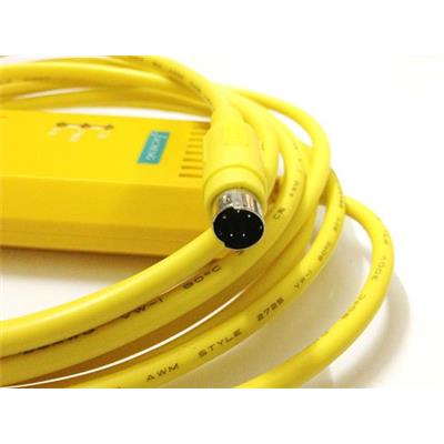 Cáp lập trình USB-AFC8513+ dùng cho PLC Panasonic FP0/FP2/FP-X Series.