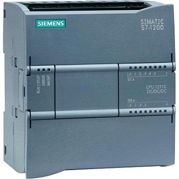 PLC S7-1200 CPU 1211C 6ES7211-1AE31-0XB0 Siemens