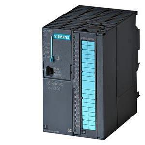 PLC Siemens S7-300, CPU 312C, Model: 6ES7312-5BE03-0AB0.
