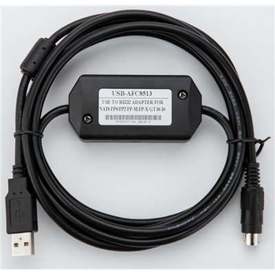 Cáp lập trình USB-AFC8513 dùng cho PLC Panasonic FP0/FP2/FP-X Series.