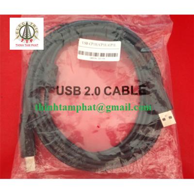 Cáp USB-CP1H/CP1E/CP1L cáp lập trình plc Omron