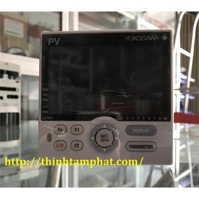 Đồng hồ nhiệt độ Yokogawa UT55A  Dong ho nhiet do Yokogawa UT55A