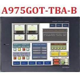 A975GOT-TBA-B - HMI MITSUBISHI A975GOT-TBA-B