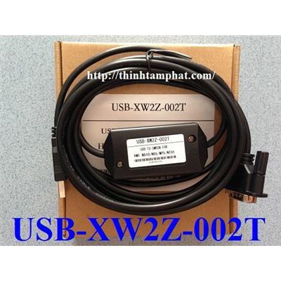 Cáp USB XW2Z-002T cáp lập trình HMI Omron