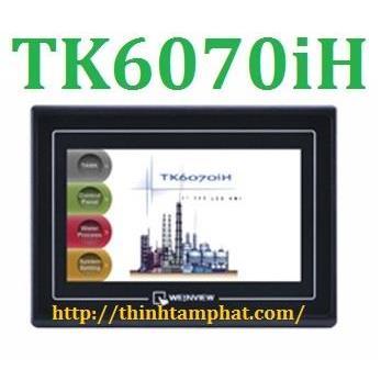 Crack password HMI Weinview TK6070. Lấy chương trình HMI.