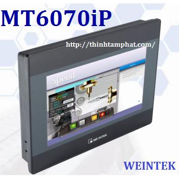 Màn hình HMI Weintek MT6070iP  Man hinh HMI Weintek MT6070iP