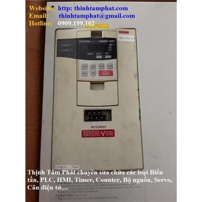 Sửa chữa biến tần Mitsubishi V500 FR-V540-37K