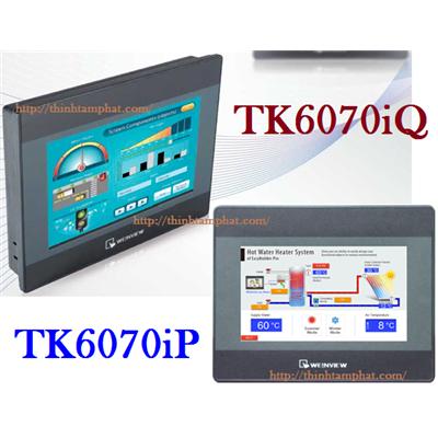 Màn hình HMI Weinview TK6070iP TK6070iQ giá rẻ hàng có sẵn