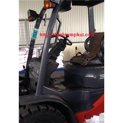 Cung cấp & lắp đặt bộ cảnh báo tốc độ xe nâng cho Cargill VN chi nhánh Hưng Yên và Bình Định