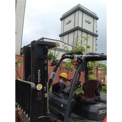 Cung cấp thiết bị cảnh báo tốc độ xe nâng cho Cargill VN chi nhánh Hà Nam & Nghệ An