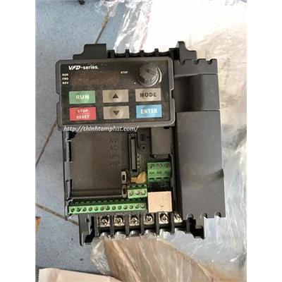 Sửa chữa biến tần Delta VFD-E series VFD037E43A