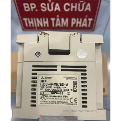 Crack password PLC Mitsubishi FX3U-64MR/ES-A