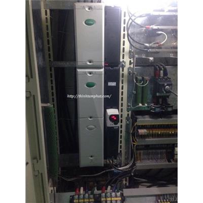 Sửa biến tần Emerson SPMD1403 160KW