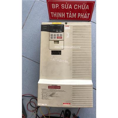 Sửa chữa biến tần Mitsubishi FR-V540-15K bị lỗi encoder