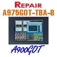 Sửa màn hình HMI A975GOT-TBA-B Mitsubishi